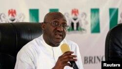 Ông Mike Omeri, phát ngôn viên của chính phủ Nigeria.