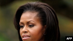 Đệ nhất Phu nhân Hoa Kỳ Michelle Obama