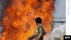 В Афганистане погибли пять американских военнослужащих