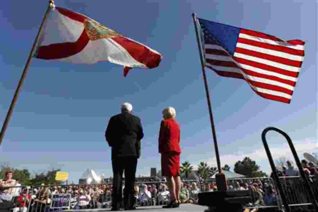 Tanto Romney como Gingrich hicieron campaña por conquistar el voto de los hispanos que representa un 22,5%.