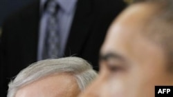 Премьер-министр Израиля Биньямин Нетаньяху и президент США Барак Обама. Белый дом. 5 марта 2012 г.