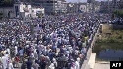 Demonstracije protiv sirijskog predsednika Bašara al Asada