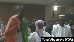 Zakaren wasan Taekwondo na Duniya Abdurazak Issoufou Alfaga