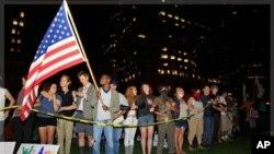 Διαδηλώσεις στη Βοστόνη