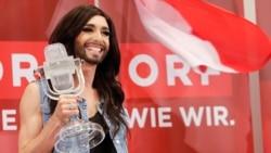 Cross-dressing Singer Upsets Russia