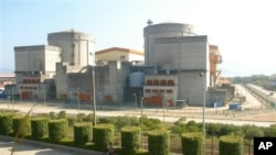 深圳大亞灣核電站 (資料圖片)