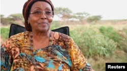 FILE - Edna Adan Ismail, founder of the Edna Adan Hospital in Somaliland.