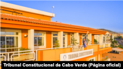 Sede do Tribunal Constitucional de Cabo Verde