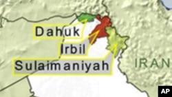 伊拉克库尔德地区选举结束