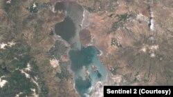Urmiyə gölü