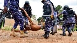 Trois personnes tuées dans des heurts à Kampala