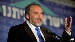 Bộ trưởng Ngoại giao Israel Avigdor Lieberman
