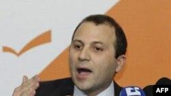 Міністр енергетики Лівану Джібран Бассіл повідомив про відставку міністрів від партії Гезболла
