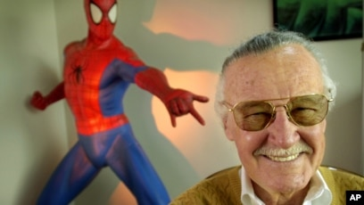 Love for Stan Lee on Social Media and More