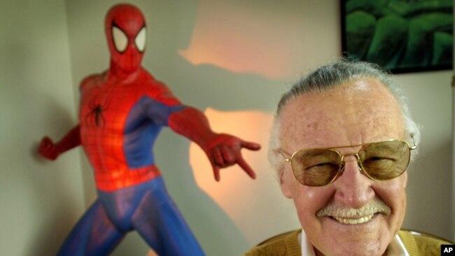 Legenda komik, Stan Lee