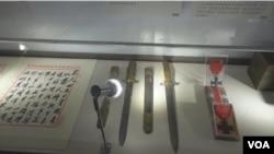 又稱軍人魂短劍的黃埔配劍。