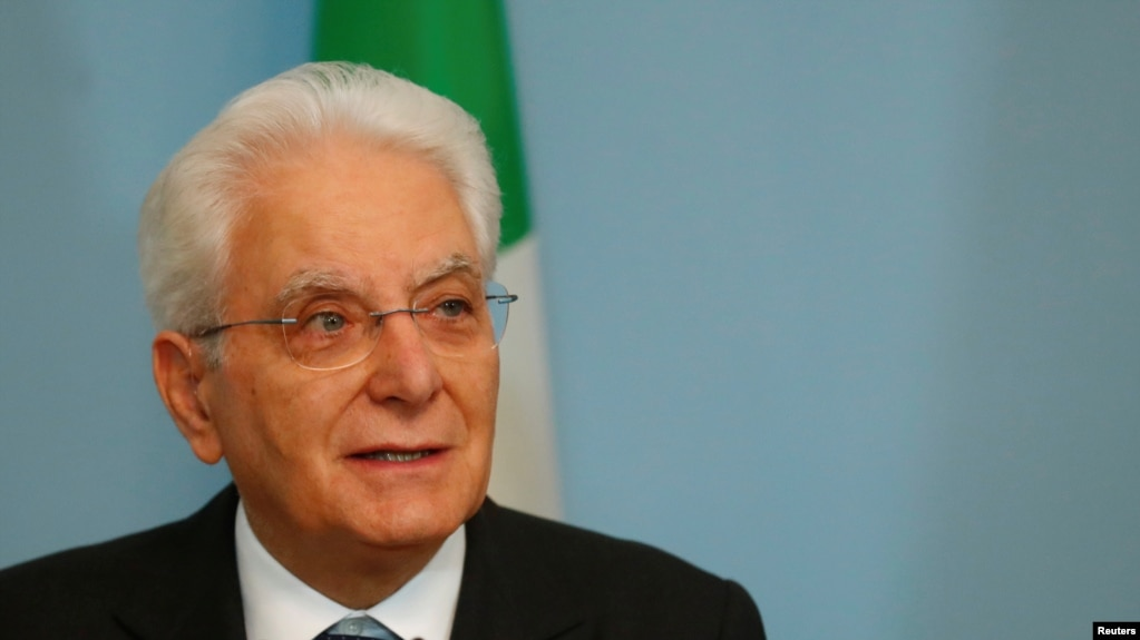 Italian President Calls WWI a Warning to Europe