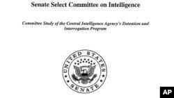 """El Informe de la Comisión de Inteligencia del Senado sobre la tortura es criticado por los autores del libro """"Rebuttal""""."""