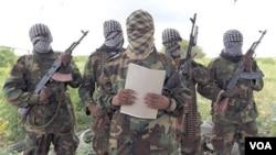 Militan al-Shabaab kembali melakukan serangan terhadap tentara pemerintah di ibukota Somalia (foto: dok).