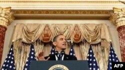 Tổng thống Obama đọc bài diễn văn về Bắc Phi và Trung Ðông
