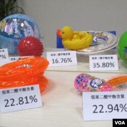 Mainan anak-anak buatan Tiongkok diketemukan mengandung zat kimia berbahaya bagi anak-anak.