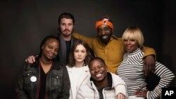 """Rediteljka Di Ris i ekipa filma """"Mudbound"""" na festivalu nezavisnog filma Sandens."""