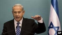 Thủ tướng Israel Benjamin Netanyahu nói Israel phải đặt lợi ích quốc gia lên trên tất cả và một chiến dịch vận động tranh cử kéo dài sẽ phương hại tới nền kinh tế