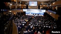 Зал заседаний конференции по безопасности