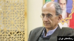 Kavous Seyed Emami, an Iranian professor, is seen in this undated photo.