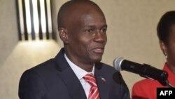 Presiden Haiti, Jovenel Moïse