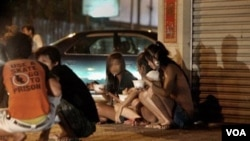 Perdagangan perempuan di bawah umur termasuk salah satu kasus yang sering terjadi di Asia (foto: ilustrasi).