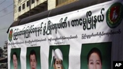 Obama: Eleições na Birmânia Foram Tudo Menos Livres e Justas