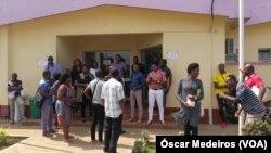 Trabalhadores da Televisão São-Tomense em greve