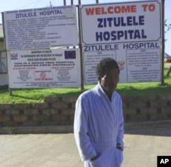 The people of Oliver Tambo District in South Africa describe Zithulele Hospital as an 'oasis of hope'