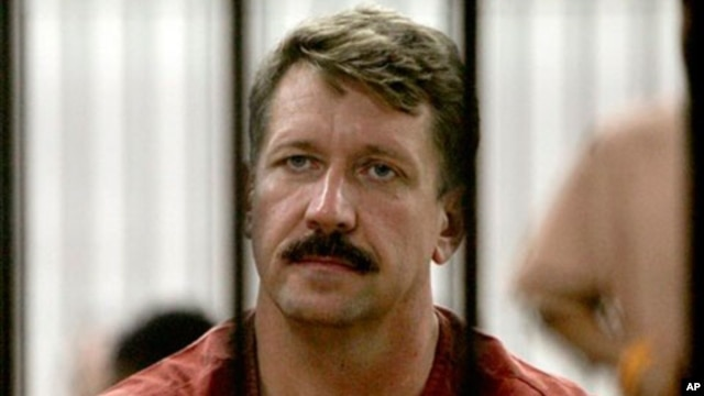 Russian arms dealer Viktor Bout (undated file photo).