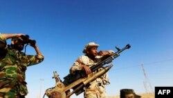 ლიბიის ქალაქ მისრატაში ბრძოლები გრძელდება