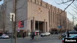 Pengadilan di Dalian, China yang memutuskan hukuman mati terhadap warga Kanada, Robert Lloyd Schellenberg (foto: ilustrasi).
