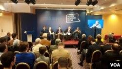 Второй день IV Форума свободной России