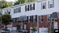 Nhà của nghi can Johann Breyer ở Philadelphia, Pennsylvania