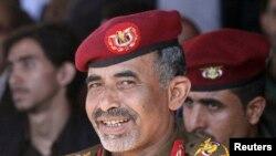也門國防部長穆罕默德將軍