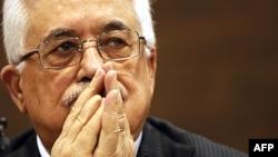 Palestinski predsednik Mahmud Abas u Sarajevu tražio podršku vlasti za podnošenje molbe UN-u za proglašenje palestinske države, 16. avgust 2011.