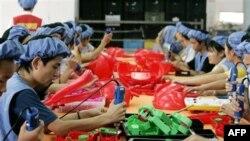 Kinh tế Trung Quốc tăng trưởng với tỷ lệ 9,8% trong quý tư năm 2010 nhờ sản lượng công nghiệp tăng