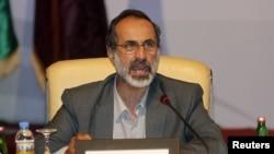 حزب مخالف کے سربراہ معاذ الخطیب