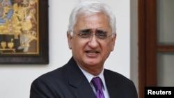 Ngoại trưởng Ấn Salman Khurshid