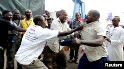 Wananchi wakipigana wenyewe kwa wenyewe kutokana na itikadi za vyama vyao.