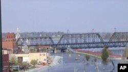 Neke zajednice uz rijeku Mississippi odlučuju ne graditi poplavne brane