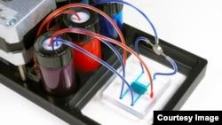 Unit neurovaskuler yang dikembangkan oleh para peneliti Vanderbilt University. (Foto: Vanderbilt University/John Wikswo)