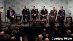 紐約外交關係協會召開美國軍事戰略與領導系列討論會(外交關係協會網站截圖)