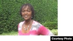 Alphonsine Sorozo, rescapée des attentats de Bruxelles