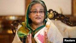 Thủ tướng Bangladesh Sheikh Hasina nói những người di cư đang làm hoen ố hình ảnh của Bangladesh trên trường quốc tế